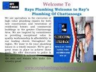 Pipe Installation Chattanooga