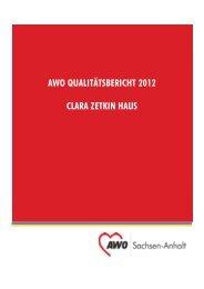 Qualitätsbericht - AWO Sachsen-Anhalt