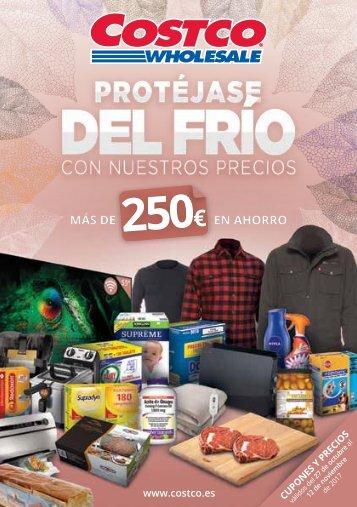 Catálogo Costco Wholesale_Protéjase del frío hasta 12 de Noviembre 2017