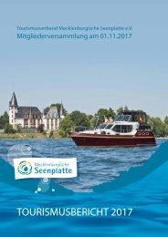 Tourismusbericht 2017