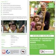 ausbildung zur kinderbetreuung in tagespflege - AWO-HS