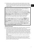 Sony SVP1121B4E - SVP1121B4E Documenti garanzia Danese - Page 7