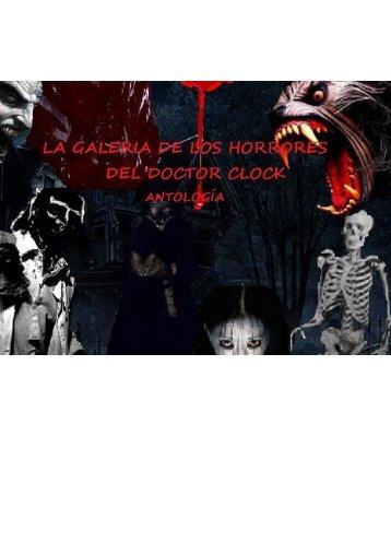 La Galeria de los Horrores del Doctor CLOCK 2017