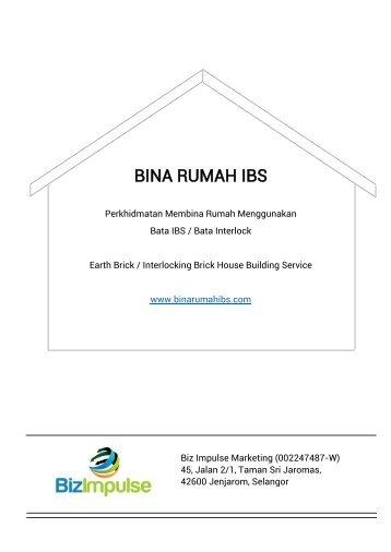 Kontraktor Bina Rumah IBS