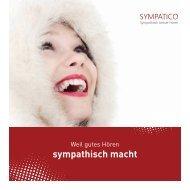 Sympatico-Broschuere