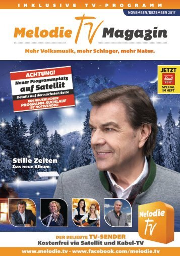 Melodie TV Magazin 11 12 2017 48S Screen