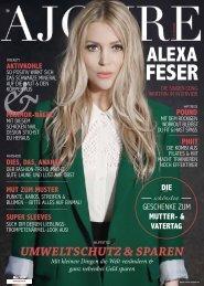 AJOURE´ Magazin Mai 2017
