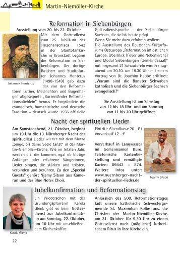 Gemeindebriefseiten MNK Oktober 2017