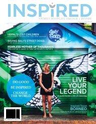 Inspired Magazine vol 3