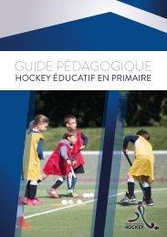 Le Hockey éducatif en primaire - Guide Pédagogique