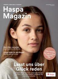 Haspa Magazin 04/17