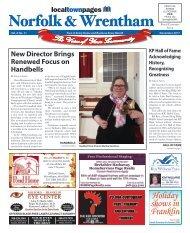 Norfolk & Wrentham November 2017