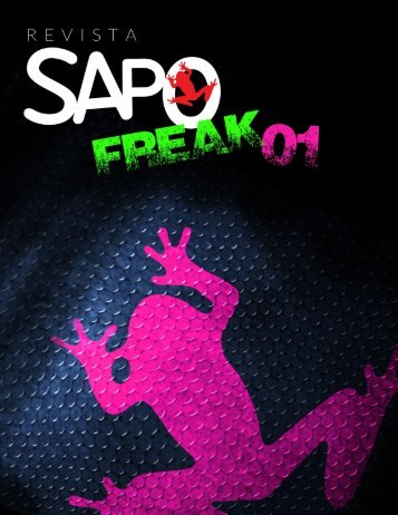 REVISTA SAPO FREAK 01