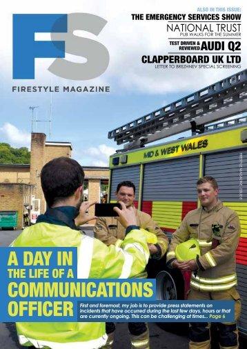 Firestyle Magazine: Issue 8 - Summer 2017