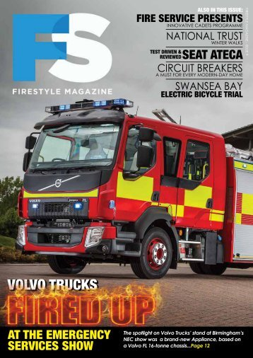 Firestyle Magazine: Issue 9 - Autumn 2017