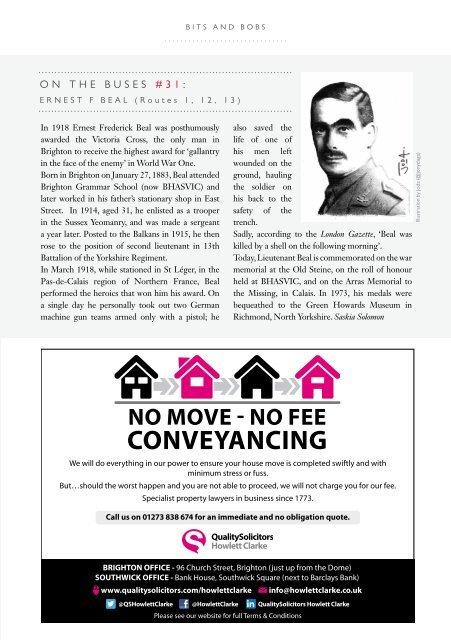 Viva Brighton Issue #57 November 2017