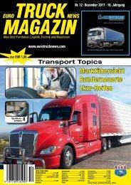 Euro Truck News Digital Nr. 12/2017