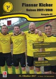 08.Spieltag FC Füssen - TSV Ruderatshofen