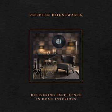 Premier Housewares - Interior Design Prospectus