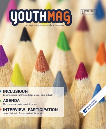 YouthMAG  Octobre 2017