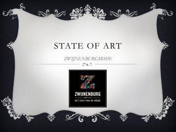 Zwijnenburgmode - state of art