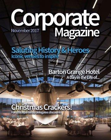 Corporate Magazine November 2017