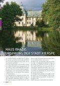 Komplett. Das Sauerlandmagazin. Zwischen Volme und Lister. Ausgabe Herbst 2017 - Seite 6