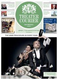 TheaterCourier November/Dezember 2017