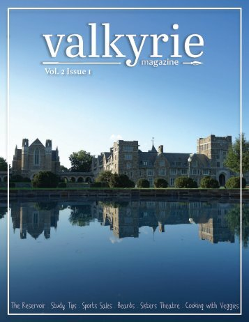 Valkyrie Fall 2017 - Issue 1