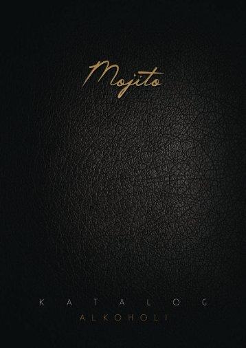 Mojito - katalog alkohole new