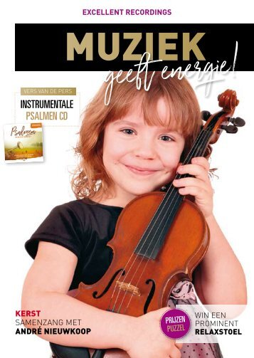 Excellent Recordings - magazine Muziek