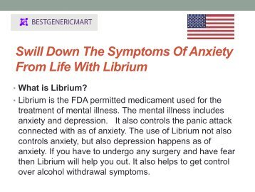 Librium 25 mg for sale, alcohol withdrawal and anxiety, UK, USA