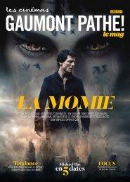 Gaumont Pathé! Le mag - Juin 2017