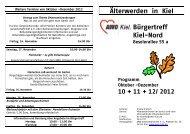 Dezember 10 + 11 + 12/ 2012 - AWO Kiel