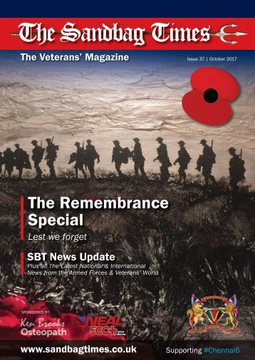 The Sandbag Times Remembrance Special