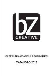 Catálogo 2018 SOPORTES PUBLICITARIOS