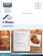 @Home Newsletter Issue 72 October - November 2017- Coldwell Banker Tomlinson - Page 4