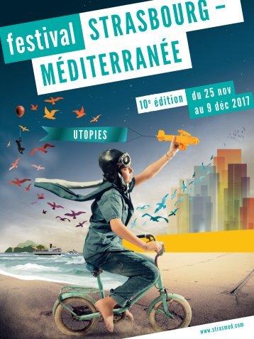 Programme du 10ème Festival STRASMED