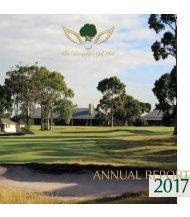 Metropolitan Golf Club - 2016-2017 Annual Report_WEB