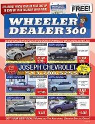 Wheeler Dealer 360 Issue 44, 2017