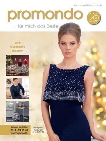 promondo - Weihnachten 2017