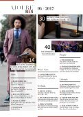 AJOURE´ Men Magazin Juli 2017 - Seite 4
