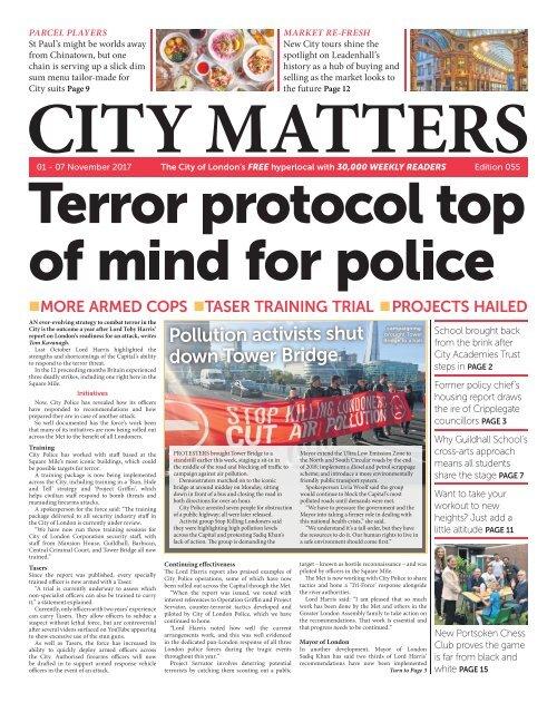 City Matters Edition 055