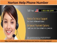Norton Antivirus Support Phone 1-888-664-3555 Number | Tech Support