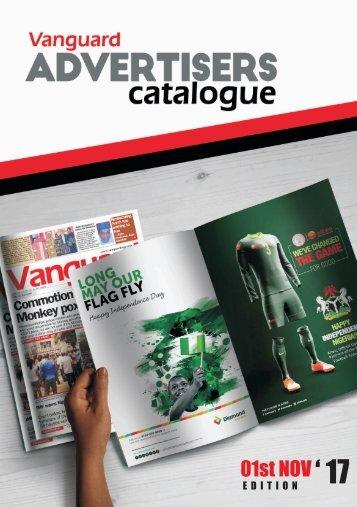 ad catalogue 01 November 2017