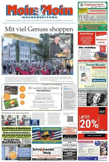 MoinMoin Schleswig 43 2017