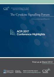 ACR 2017 Highlights Brochure