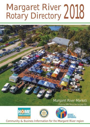 Margaret River Directory 2018 Preview