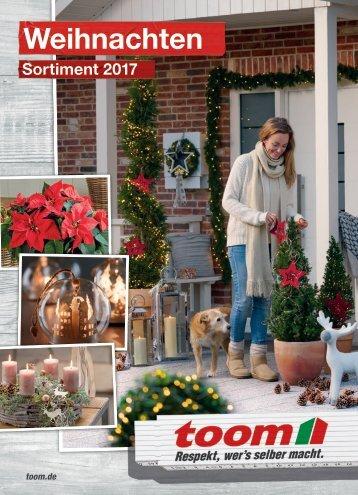 Toom Katalog Weihnachten 2017