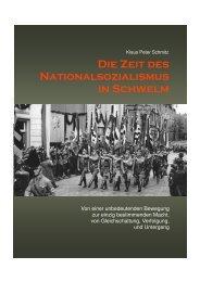 Die Zeit des Nationalsozialismus in Schwelm wz